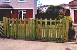 Entrance Gate 2