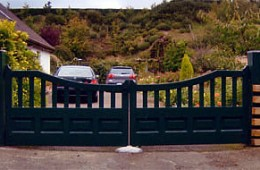 Entrance Gate 3